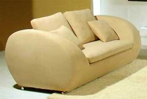 NEW MODERN DESIGN MICRO FIBER FABRIC SOFA S8172