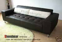 NEW MODERN EURO DESIGN LEATHER SOFA S4709