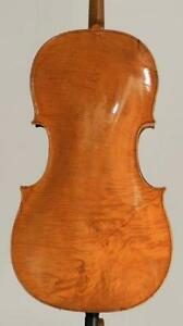 A very fine old Italian cello by CarcassiFlorence1770
