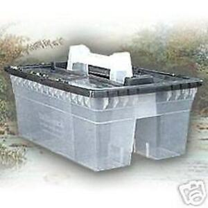 Reliance Woodstream Tackle Rack Fishing Box for Lures