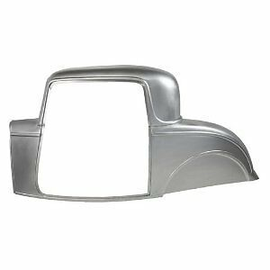 Ford 3 Window Coupe Body Side  Quarter  Roof  Cowl Left 32 1932