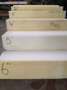High Density Seat Foam Rubber 4