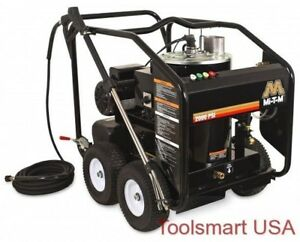 Mi-T-M  HSE Series Industrial Pressure Washer HSE-1002-0MG10