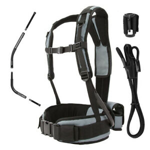 Minelab Pro Swing 45 Metal Detector Harness Support to Detect Longer 3011 0245 $129.00