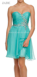 DANCE PARTY CORSET SHORT PROM DRESS FORMAL COCKTAIL PAGEANT SWEET 16 HOMECOMING