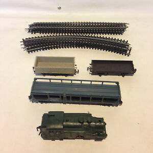 jouef for engine and track and carriages