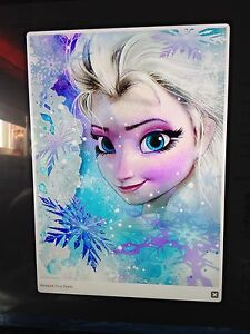RELEASE YOUR FEARS. Elsa by STEVE ANDERSON DISNEY EXCLUSIVE Frozen Lithograph