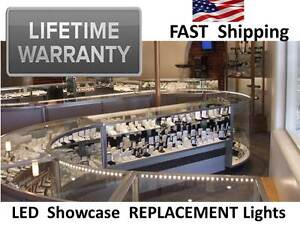 Jewelry SHOWCASE Display LED Replacement Lighting - Low Power -  - 4ft.