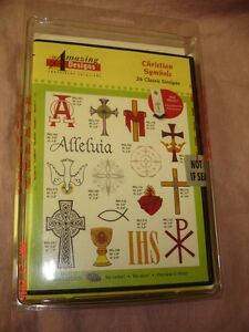 NEW Amazing Designs Embroidery CD Sewing Designs amp; Madeira Thread Kit GH812 $17.88