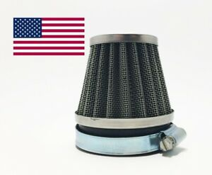 60 MM Motorcycle Air Filter $8.45