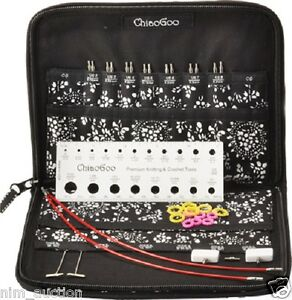 ChiaoGoo Twist Red Lace Interchangeable Needle Replacement Parts $2.50