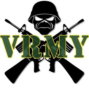 VRMY.com 4-Letter LLLL Virtual Reality Army Brandable Domain Name LLLL.com VR