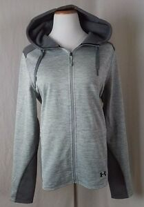 NEW Under Armour Women 's Gamut Hoodie full zip Size XL NWT