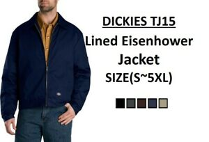 Dickies TJ15 Insulated Eisenhower Jacket 5 Colors