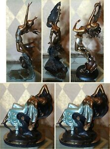 Basso Collection of 5 Bronze Sculptures $25000.00