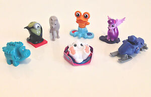 7x egg toys different characters boys and girls