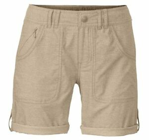 The North Face Women's Horizon II roll-up Shorts NWT