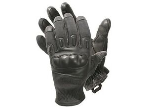 Blackhawk Fury Made with Kevlar Tactical Gloves 8157XLBK  X-Large Hard Knuckle
