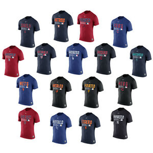 MLB Mens Authentic Collection Dri-Fit Legend Team Issue Performance T-Shirt