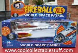 product enterprise gerry anderson fireball
