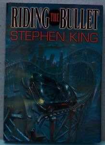 Riding The Bullet -signednumbered in traycase -Stephen King ( Item  US 308 )