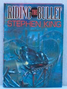 Riding The Bullet-signed & numbered-traycased ( Item   982 )