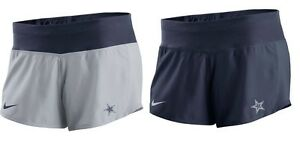 Dallas Cowboys Women's Gear Up Crew Shorts By NIke