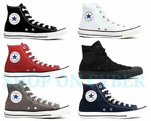 CONVERSE Chuck Taylor All Star High Top Canvas Shoes