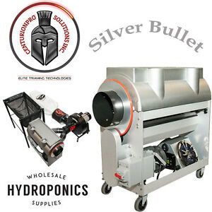 Centurion Pro Solution Silver Bullet Trimming Machine for Plant