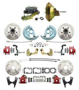 FX Body 4 Wheel Power Disc Brake Kit 11