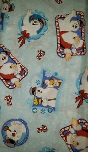 New 45quot; 100% Cotton Frosty the Snowman by Cranston