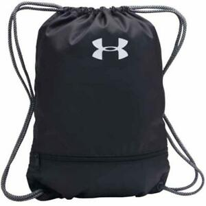 Under Armour Women's Team Big Logo Sackpack Backpack Bags Bag 1282923 NEW!