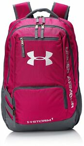 Under Armour Hustle II Premium Backpack - Pink