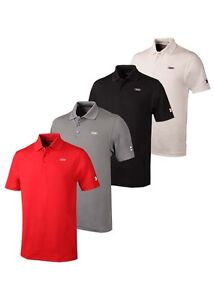 Audi Collection Under Armour Mens Performance Polo ACM-000-7BL-KX-L