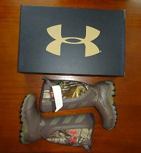 Under Armour Women's Haw 2.0 800G Hunting Boot Realtree Ap-Xtra NWT Camo