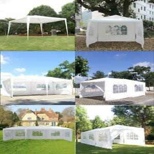 10#x27;x10#x27; 20#x27; 30#x27; Outdoor Canopy Party Tent Patio Heavy duty Gazebo Wedding Tent
