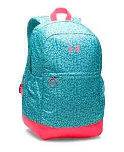 Girls Under Armour Favorite Backpack Cosmos Water Resistant Finish Polyester