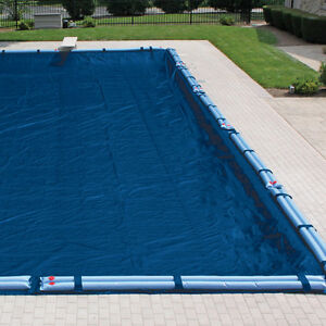 Harris Pool Products 4 Yr. Economy Winter Covers for In Ground Rectangular Pools