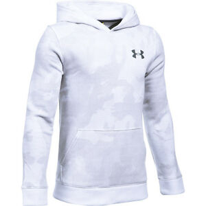 Under Armour Boy's Sportstyle Printed Hoodie