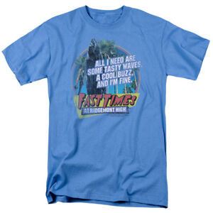 Fast Times At Ridgemont High Teen Comedy Movie Tasty Waves Adult T-Shirt Tee