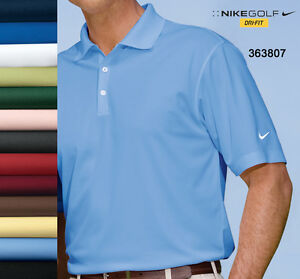 Nike Golf - Dri-FIT Micro Pique 12 Custom Embroidered LOGO Free Men  Women $35