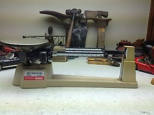 Sargent-Welch Triple Beam Balance 700 Series  800 Series Ohaus Scale 2610g