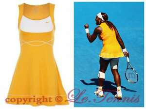 NIKE Serena Williams Sunburst Love TENNIS DRESS GYM GOLF DANCE RUN SKIRT - S