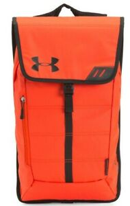 Under Armour UA LOGO Storm Tech Backpack Bag SACKPACK UNISEX WATER RESISTANT NEW