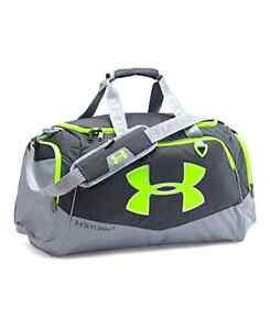 Duffel Bag Under Armour Storm Undeniable II Small Stealth Gray Steel Polyester