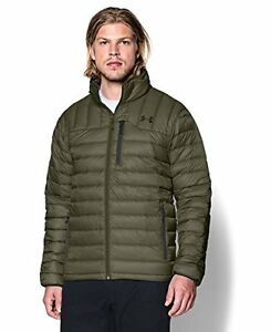 Under Armour Outerwear Mens CGI Turing Jacket X-Large Greenhead