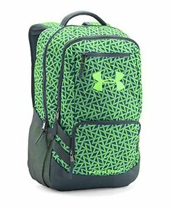 Under Armour Storm Hustle II Backpack Caspian 404 One Size