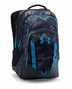 Under Armour Unisex Storm Recruit Backpack Black 003 One Size