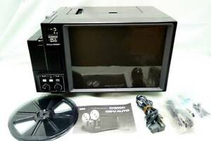 USED 8mm film projector CHINON DIRECT SOUND VISION DS-V AUTO vintage