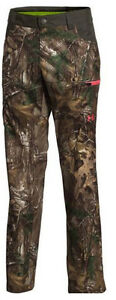 Under Armour Womens Speed Freek Pants Camo Scent Control 1248182 946 NWT $130